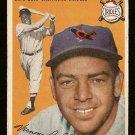 1954 Topps baseball card #54 Vern Stephens G/VG Baltimore Orioles