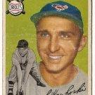1954 Topps baseball card #150 Dick Kryhoski F/G Baltimore Orioles