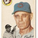 1954 Topps baseball card #243 (C) Ray Blades VG condition Chicago Cubs