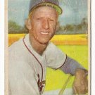 1954 Bowman baseball card #142 (B) Al Brazle - Good