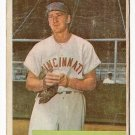1954 Bowman baseball card #188 Frank Smith G/VG