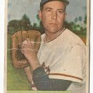 1954 Bowman baseball card #179 Morris Martin - fair