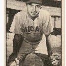 1953 Bowman B/W Black & White baseball card #12 Randy Jackson VG-