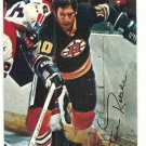 1977-78 Topps Glossy hockey card #16 (C) Jean Ratelle EX