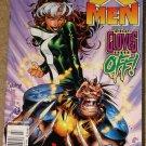 Uncanny X-Men comic book #353 1998