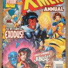 Uncanny X-Men comic book Annual 1999 w/ Jubilee