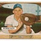1955 Bowman baseball card #5 (B) Jim Robertson NM
