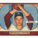 1955 Bowman baseball card #316 (E) Marion Fricano NM