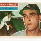 1956 Topps baseball card #149 (B) Dixie Howell VG Chicago White Sox