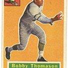 1956 Topps football card #100 (B) Bobby Thomason VG Philadelphia Eagles