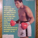 Sports Illustrated magazine September 29, 1980 Boxing, Muhammad Ali vs Larry Holmes