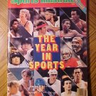 Sports Illustrated magazine February 10, 1982 The year in Sports special issue