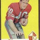 1969 Topps football card #66 Ken Willard NM/M San Francisco 49ers