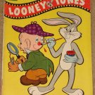Dell comic book - Looney Tunes #199 1958 G/VG condition