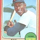 1968 Topps baseball card #560 Paul Casanova NM-
