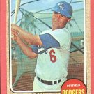 1968 Topps baseball card #510 Ron Fairly EX/NM (miscut)