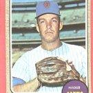 1968 Topps baseball card #486 Cal Koonce EX