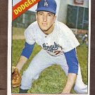 1966 Topps baseball card #270 Claude Osteen NM Los Angeles Dodgers