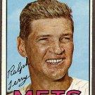 1967 Topps baseball card #59 Ralph Terry EX New York Mets