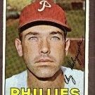 1967 Topps baseball card #53 (B) Clay Dalrymple EX/NM Philadelphia Phillie