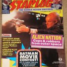 Starlog magazine #136 1988 Twilight Zone, Alien Nation, Child's Play, Invaders