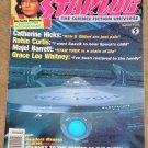 Starlog magazine #116 1987 Women of Star Trek IV, Nichelle Nichols, Catherine Hicks, Robin Curtis