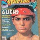 Starlog magazine #115 1987 Superman IV, Aliens, John Carpenter, Tim Baker Dr. Who