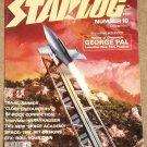 Starlog magazine #10 (B) 1977 Star Trek & Wars, Space 1999, George Pal, Asimov
