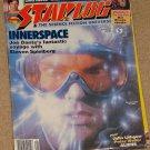Starlog magazine #121 1987 Christopher Reeve Superman, Innerspace, Spaceballs Mel Brooks