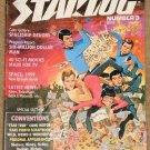 Starlog magazine #3 (B) 1977 Six Million Dollar Man, Space 1999, Star Trek conventions