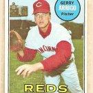 1969 Topps baseball card #213 Gerry Arrigo VG/EX