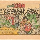 Captain Atom (Nation-Wide publishing) - Secret of the Columbian Jungle 1951 VERY RARE