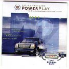 Cadillac Escalade SUV Powerplay DVD-ROM game, MIP, never opened