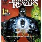 Black Bull Shadow Reavers preview promo comic book #1 NM/M