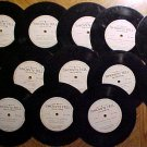13 diff GE Show 'n Tell Picturesound record albums 1964, 33 1/3, Wizard of Oz, Robin Hood, more