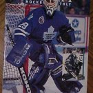 Beckett Hockey Monthly magazine #31 1993 Felix Potvin, Al Iafrate EX condition