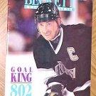 Beckett Hockey Monthly magazine #42 1994 Wayne Gretzky, Mike Richter EX condition
