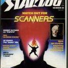 Starlog magazine #43 1981 Hulk episode guide, Scanners, Altered States, Popeye, NM
