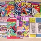 14 Comic Book & Toy price guide assortment lot, Wizard, Comic Values Monthly, Overstreet, MORE!
