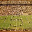 Postcard - Michigan State University Marching Band, Unused, EX condition