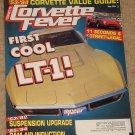 Corvette Fever magazine May 1994 - LT-1, Value guide, suspension upgrades