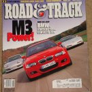Road & Track magazine March 2001 Nissan Z-car, Mazda RX-8, Viper Roadster, Lexus SC430