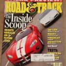 Road & Track magazine August 2000 Dodge Viper, Nissan 350Z, Corvette Z06
