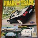 Road & Track magazine September 1997 Porsche 911 & 911 GT1, Corvette Convertible, Lotus Elise