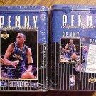 Anfernee 'Penny' Hardaway METAL basketball card set, MIB, Upper Deck, never opened, 1996, 4 cards