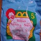 1996 McDonalds Little Mermaid Max wind up swimming  figure MIP