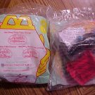 Aladdin King of Thieves Genie MaitreD' fast food toy figure, MIP 1996