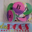 Edu-Pogs game set - learn while playing POGS! MIB