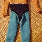 Original 1960's Ideal Captain Action Aquaman suit uniform costume, action figure doll
