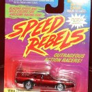 Speed Rebels die cast car Wing Thing Plymouth Superbird MIP Johnny Lightning Playing Mantis